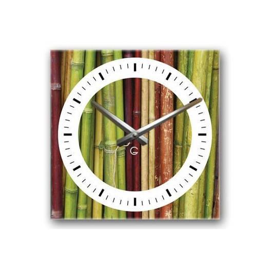 Glozis-C-002 часы на стену (30х30см) Bamboo