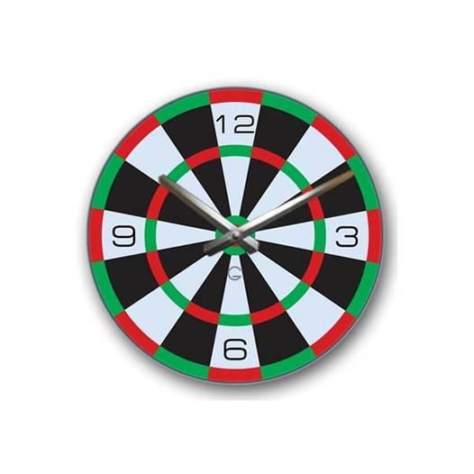 Часы На Стену (30смх30см) Darts [Акрил, Открытые]