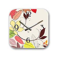 Часы На Стену (30смх30см) Autumn [Акрил, Открытые]