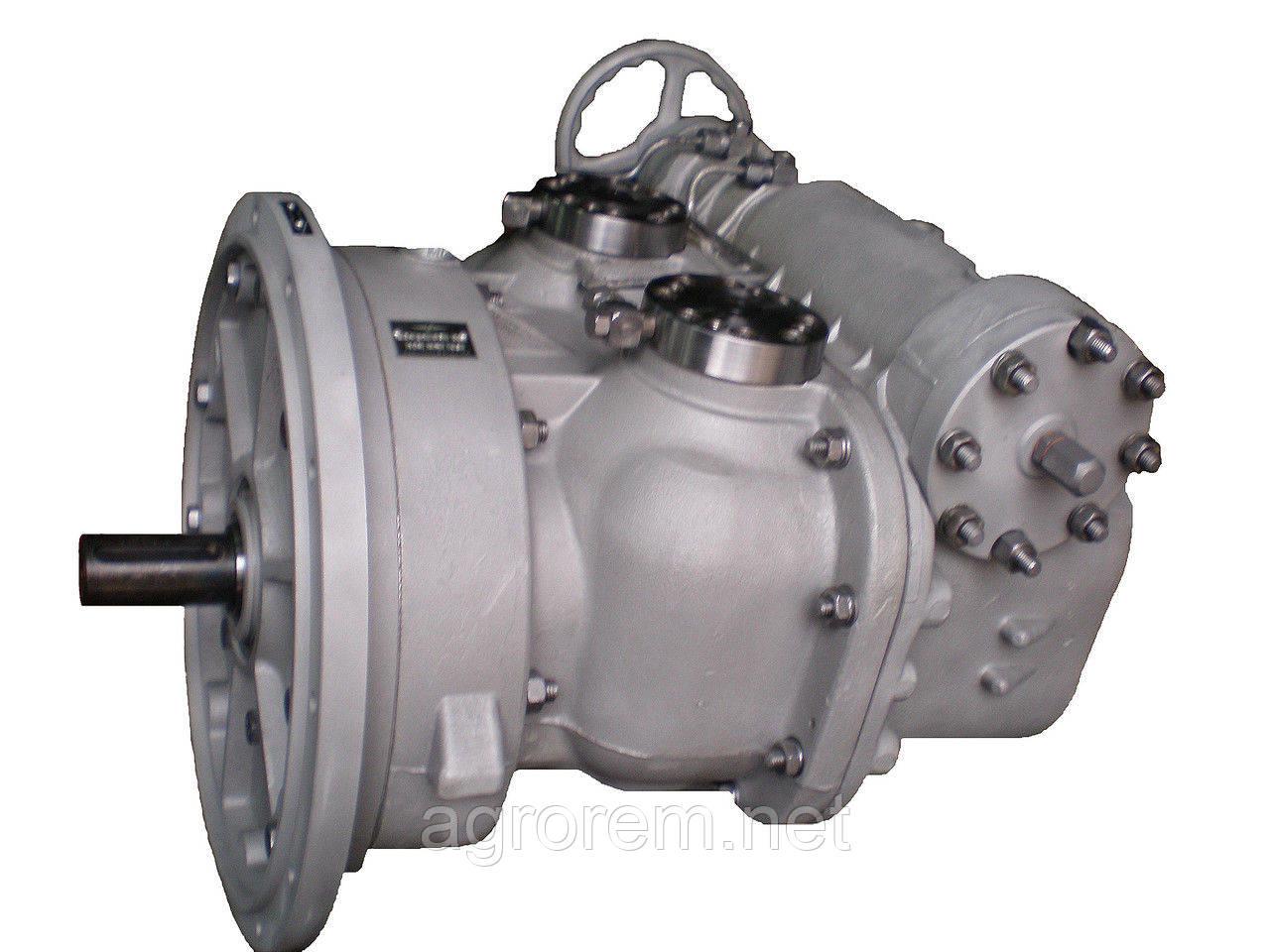 Гидронасос 321.224.А-10 (насосный агрегат сдвоенный) внешний вал