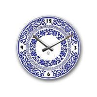 Часы На Стену (30смх30см) Pattern [Акрил, Открытые]