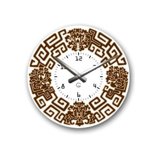 Часы На Стену (30смх30см) Ornament [Акрил, Открытые]