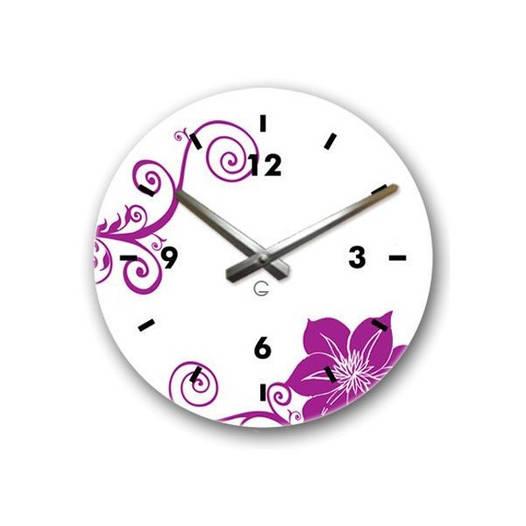 Часы На Стену (30смх30см) Orchid [Акрил, Открытые]