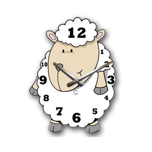 Часы На Стену (40смх30см) Dolly [Акрил, Открытые]