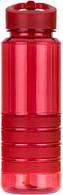 Бутылка пластиковая для воды SMILE SBP-1 красная