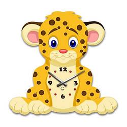 Детские настенные часы Glozis-C-076 (35х35см) Leo