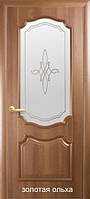 """Дверь Рока с рисунком Р1 пленка пвх """"De Luxe"""""""