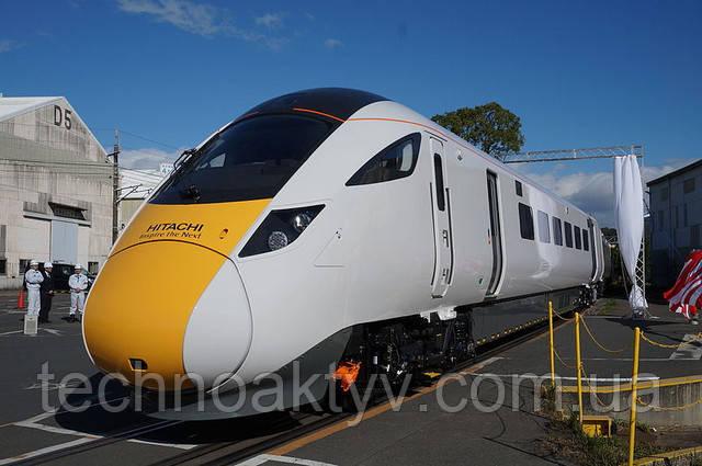 Скоростной поезд Hitachi