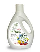 Органический гель для мытья детской посуды ORGANIC CONTROL игрушек, овощей и фруктов 100 мл