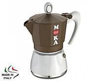Гейзерная кофеварка GAT GOLOSA 0.3 л (826)