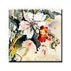 Картина на холсте (50х50 см) Bloom