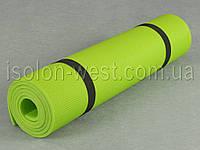 Коврик для йоги и гимнастики - Comfort 8, размер  60 x 180 см., толщина 8мм, фото 1