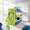 Наклейка интерьерная виниловая (50х100 см, варианты цветов) Polar Bear, фото 2