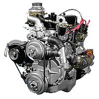 Двигатель автомобиля Газ-51