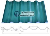 Профнастил НС - 44  0,45мм  RAL (цветной)