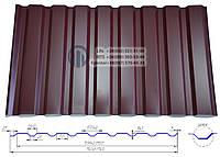 Профнастил С-20  0,38мм  RAL (цветной)