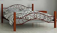 Кровать металлическая Фелисити 120