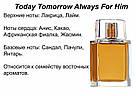 Tomorrow for Him чоловіча туалетна вода, 75 мл, Avon, Ейвон Туморроу, серія Todat Tomorrow, фото 2