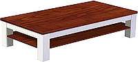 Стол журнальный из дерева 038