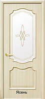 "Двери Рока стекло с Fr Gold пленка пвх ""De Luxe"""