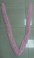 Лента (трансформер) розовая