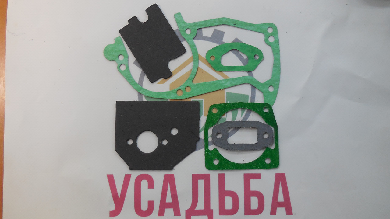 Прокладки двигателя к/т на бензопилу Sadko, Vitals