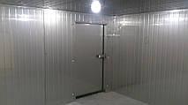 Холодильные двери вид из нутри