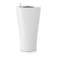 Умный вазон Delta 40  Белый глянец
