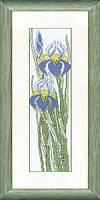 Набор для вышивания Crystal Art Садовый модерн