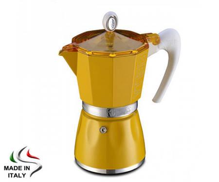 Гейзерная кофеварка GAT BELLA 0.15 л (803)