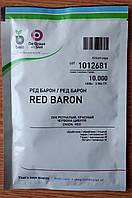 Лук репчатый Ред Барон  (Red Baron). Упаковка 10 000 семян. Производитель Bejo Zaden