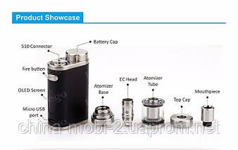 Бокс мод Eleaf iStick Pico Kit + атомайзер Melo 3 Mini Tank, фото 3