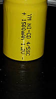 Ni-Cd 4\5 SC1500mAh батареи для ремонта электроин.
