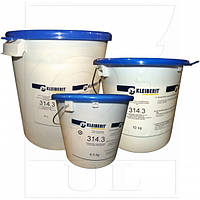 Kleiberit 314.3 - однокомпонентный ПВА клей для дерева, водостойкость D4