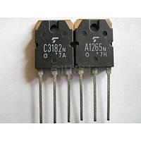 2SA1265+C3182