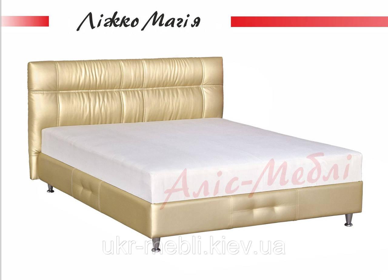 Кровать двуспальная Магия 160х200, Алис-м