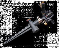 WHITE LINE Ороситель пульсирующий, металлический на колышке, WL-230BK
