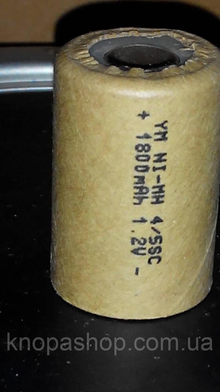 Ni-Mn 4\5 SC1800mAh батареи для ремонта электроин.