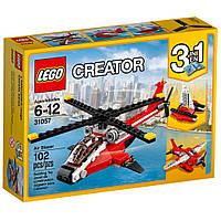 Конструктор LEGO Creator Красный вертолёт (31057)
