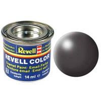 Аксессуары для сборных моделей Revell Краска темно-серая шелковисто-матовая 14ml (32378)