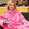 Одеяло с рукавами Снагги (Snuggie) (голубой,шоколад,бордовый,розовый), фото 2