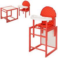 Детский стульчик AМ V-100 K-К-1