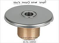 Форсунка для бассейна из А4, G 1 1/2 х 40 мм, под плитку