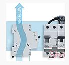 Автоматический выключатель Legrand RX3 3P 63A , фото 3
