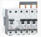 Автоматический выключатель Legrand RX3 3P 63A , фото 4
