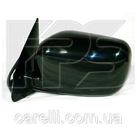Зеркало левое электро без обогрева грунт 3рin Outlander I 2003-09