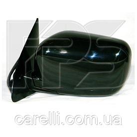 Зеркало левое электро без обогрева хром 3рin Outlander I 2003-09