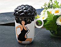 Чашка Afro Cup Sex / Эффект раздевания, фото 1