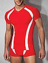 Мужская футболка Doreanse 2527 красная, фото 3