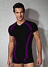 Мужская футболка Doreanse 2527 красная, фото 4
